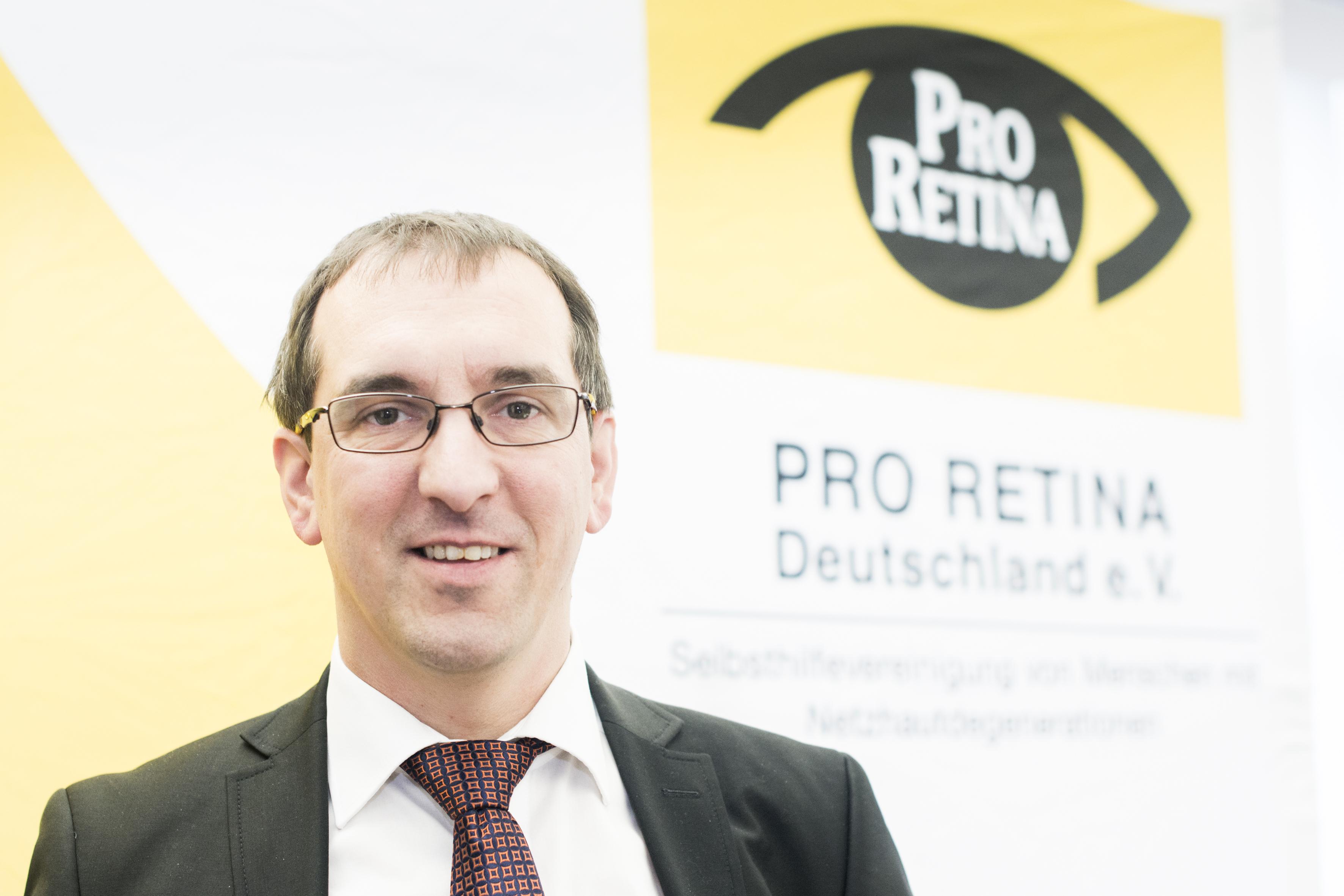 Jahrestreffen Pro Retina eV Köln Foto: © Jennifer Zumbusch